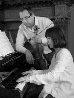 Le duo Una Corda  en concert avec Plurielles