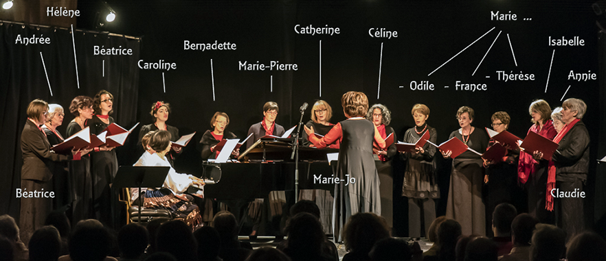 Ensemble vocal Plurielles